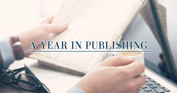 Our First Full Year in Publishing