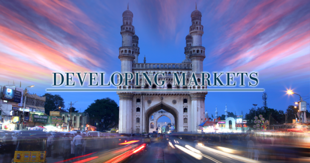 Developing markets may shine again