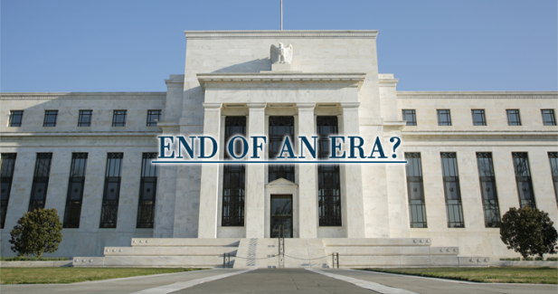 The era of negative interest rates is coming to an end?