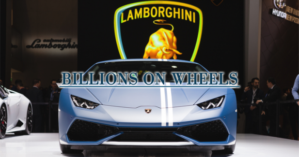 Luxury car as investment