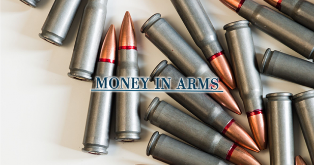 Weapon trade: the multibillion-dollar business