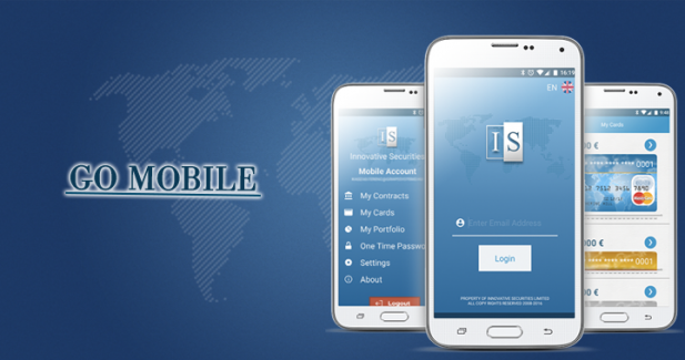 Go mobile with Innovative Securities