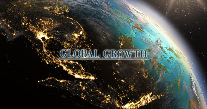 Emerging markets took over global growth