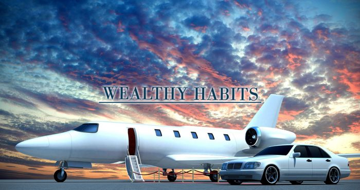 What do millionaires do differently?