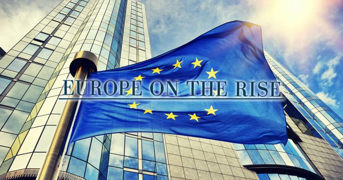 European stock markets are on the rise