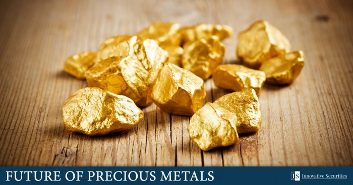 Gold: price falls, popularity rises