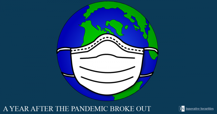 A year after the pandemic broke out